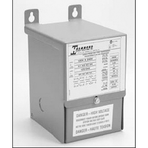 Hammond QC75DTCB Buck-Boost Transformer; 240/480 Volt AC Primary, 24/48 Volt Secondary, 0.75 KVA, 1 Phase
