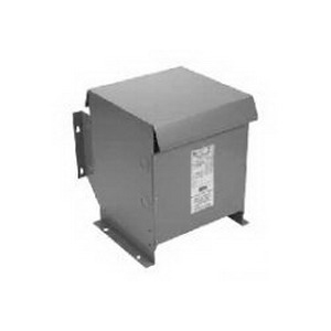 Hammond NMK030KB Distribution Transformer; 480Y Volt Primary, 280/120 Volt Wye Secondary, 30 KVA, 3 Phase, Lug/Bolt Down Terminal