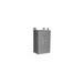 Hammond C1F003LES Fortress Ham Transformer; 240 x 480 Volt Primary, 120/240 Volt Secondary, 3 KVA, 1 Phase, Wire Lead