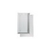 On-Q EN2000 Enclosure With Cover; Surface/Flush Mount, Glossy White