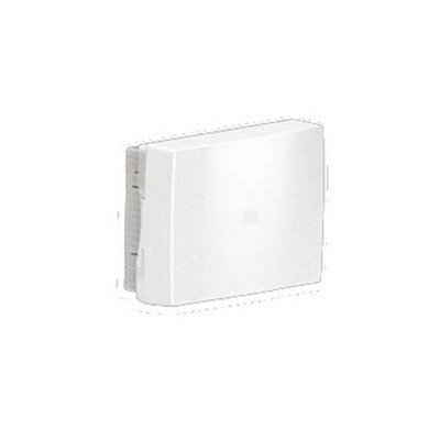 On-Q CE-1410 Enclosure With Cover; Surface Mount, Grayish White