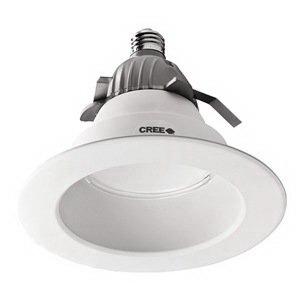 Cree CR6-625L-35K-12-E26 CR Series LED Downlight; 120 Volt, 12 Watt, 625 Lumens