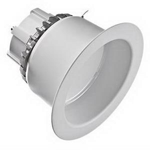 Cree LR6C Ceiling Recessed Mount LR Series LED Downlight; 120 Volt, 12 Watt