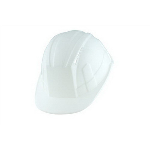 Lift Safety HVS-1WE Vantis Standard Brim Hard Hat; HDPE, Nylon Webbing Shell, White