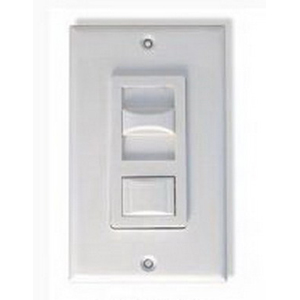 Diode LED DI-1150W Reign™ Electronic-Low Voltage Dimmer; 12 - 24 Volt DC, White Color, Wall Box Mount