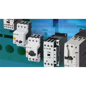 Eaton / Cutler HammerXTCE012B10TD Cutler Hammer Full Voltage Non-Reversing IEC Contactor; 3-Pole, 12 Amp, 24 Volt DC Coil