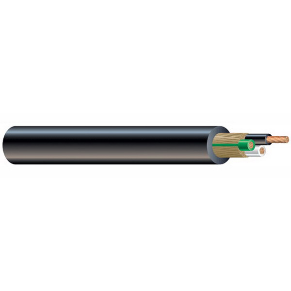 Southwire 55154603 THHN-THWN Cable; 10 AWG, Solid, Copper Conductor
