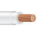 Southwire 22974001 THHN-THWN MTW Cable; 10 AWG, 19 Stranded, Annealed Copper Conductor, White, 500 ft