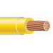 Southwire 22978101 THHN-THWN MTW Cable; 10 AWG, 19 Stranded, Annealed Copper Conductor, Yellow, 500 ft