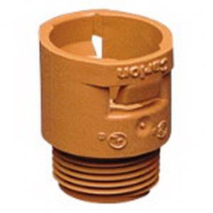 Carlon SCA243E Non-Metallic Adapter; 3/4 Inch, Threaded