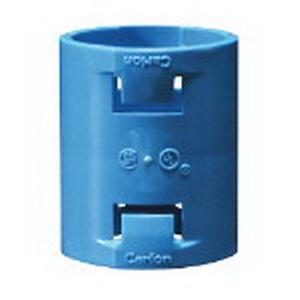 Carlon A240D Flex-Plus® ENT Non-Metallic Quick Connect Coupling; 1/2 Inch, PVC, 1-Piece