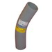 Carlon UA6AL SCH 40 30 Degree Rigid Non-Metallic Elbow; 3 Inch, Plain, PVC