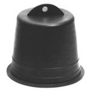 Carlon P258NT Plug With Pull Tabs; 4 Inch, Polyethylene