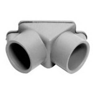 Carlon E990E Access Pull Elbow; 3/4 Inch, PVC