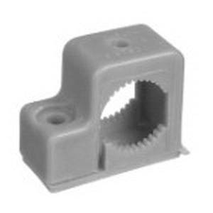 Carlon E978DC-CAR Snap-Strap™ Non-Metallic Conduit Support Strap; 1/2 Inch, PVC, 1-Hole Mount