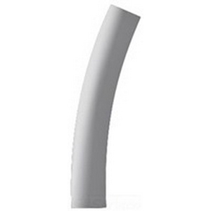 Carlon UA5AL SCH 40 22.5 Degree Rigid Non-Metallic Elbow; 3 Inch, Plain, PVC