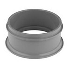 Carlon E297P P&C Flex® Molded End Bell; 5 Inch, PVC