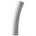 Carlon UA5AN SCH 40 22.5 Degree Rigid Non-Metallic Elbow; 4 Inch, Plain, PVC