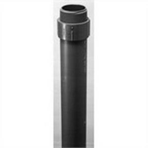 Carlon E954LXX SCH 40 Non-Metallic Slip Meter Riser; 3 Inch, NPS, 24 Inch Length, PVC