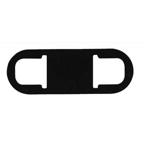 Red Dot GKN-5 B Series Conduit Body Gasket; 2 Inch, Neoprene, Black