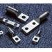 Tyco UTLX-0-1099939-6 Compression Lug; 2 Hole, 1/2 Inch Stud, 2/0 AWG Stranded, Black