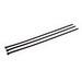 3M CT36BK175-L Self Locking Cable Tie; 1.500 - 11 Inch Bundle Dia, 36 Inch Length, 175 lb Tensile Strength, Nylon, Black