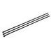 3M CT15BK50-D Cable Tie; 0.0625 - 4 Inch Bundle Dia, 15 Inch Length, 50 lb Tensile Strength, Nylon, Black