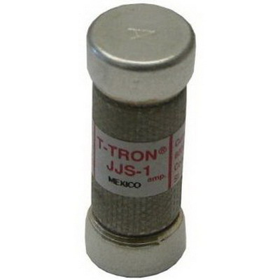 Bussmann JJS-1 T-Tron® Class T Very Fast-Acting Fuse; 1 Amp, 600 Volt AC
