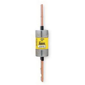 Bussmann LPS-RK-125SPI Low-Peak® Class RK1 Time-Delay Blade Fuse; 125 Amp, 600 Volt AC/300 Volt DC