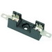 Bussmann S-8301-1 S-8000 Series Small Fuse Block; 30 Amp (UL), 25 Amp (CSA),300 Volt AC/DC, Bolt-In Mounting