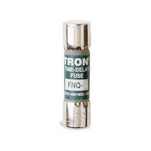 Bussmann FNQ-3-2/10 T-Tron® Midget Time-Delay Fuse; 3-2/10 Amp, 500 Volt AC