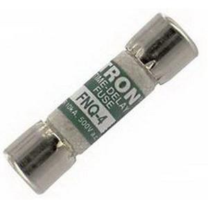 Bussmann FNQ-4 T-Tron® Midget Time-Delay Fuse; 4 Amp, 500 Volt AC