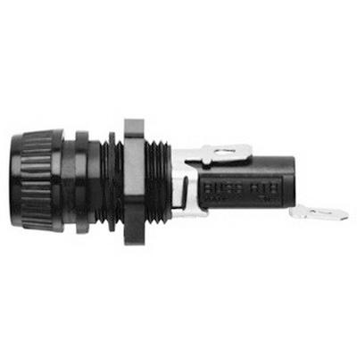 Bussmann HTB-26I HTB Series Fuse Holder; 20 Amp (UL), 16 Amp (CSA),250 Volt, Panel Mounting