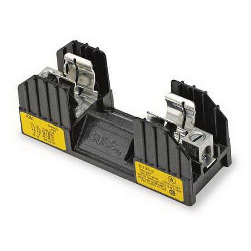 Bussmann R25060-1CR R250 Series Fuse Block; 31 - 60 Amp, 250 Volt