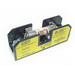 Bussmann BC6031P BC Series Fuse Block; 1/10 - 30 Amp, 600 Volt, DIN-Rail Mounting
