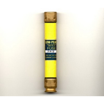 Bussmann LPS-RK-3SP Low-Peak® Class RK1 Time-Delay Fuse; 3 Amp, 600 Volt AC/300 Volt DC