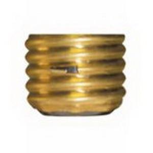 Bussmann SA-1-6/10 Fustat® Plug Fuse Adaptor; 1-6/10 Amp, 125 Volt