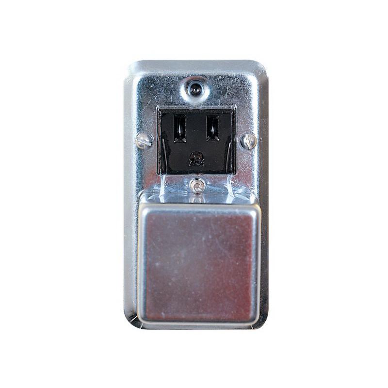 Bussmann SRU Handy Box Cover Unit; 15 Amp, 125 Volt