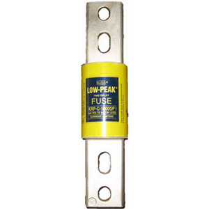 Bussmann KRP-C-1000SP Low-Peak® Class L Time-Delay Blade Fuse; 1000 Amp, 600 Volt AC/300 Volt DC