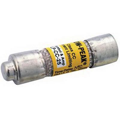 Bussmann LP-CC-15 Low-Peak® Class CC Time-Delay Fuse; 15 Amp, 600 Volt AC