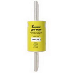 Bussmann KRP-C-1800SP Low-Peak® Class L Time-Delay Blade Fuse; 1800 Amp, 600 Volt AC/300 Volt DC