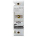 Bussmann CH30J1 CH Series Modular Fuse Holder; 0 - 30 Amp, 600 Volt AC/DC, 35 mm DIN-Rail/Panel Mounting