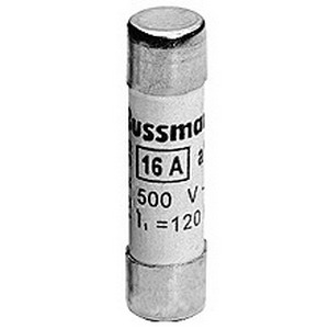 Bussmann C10G32 Class gG-gL Cylindrical Fuse; 32 Amp, 400 Volt