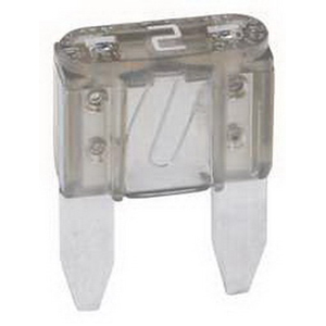 Bussmann ATM-2 Fast-Acting Blade Miniature Fuse; 2 Amp, 32 Volt DC