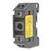 Bussmann TCFH30N Finger Safe Fuse Holder; 30 Amp, 600 Volt AC/300 Volt DC, DIN-Rail Mounting