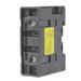 Bussmann TCFH100N Finger Safe Fuse Holder; 100 Amp, 600 Volt AC/300 Volt DC, DIN-Rail Mounting