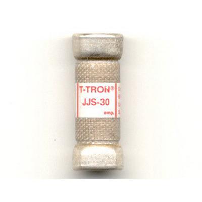 Bussmann JJS-30 T-Tron® Class T Very Fast-Acting Fuse; 30 Amp, 600 Volt AC