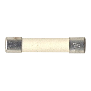 Bussmann ABC-5 Small Fast-Acting Fuse; 5 Amp, 250 Volt AC/125 Volt DC