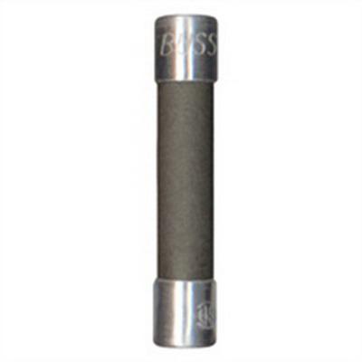 Bussmann ABC-12 Small Fast-Acting Fuse; 12 Amp, 250 Volt AC/125 Volt DC