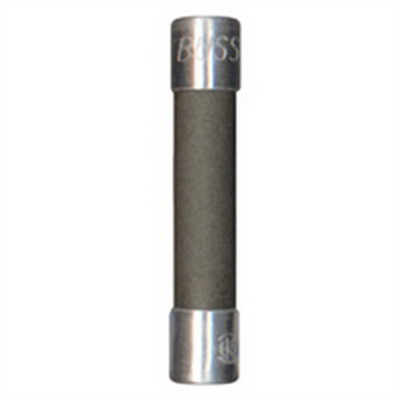 Bussmann ABC-25 Small Fast-Acting Fuse; 25 Amp, 250 Volt AC/125 Volt DC